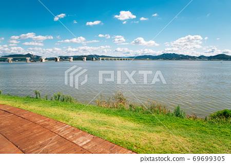 Pyeongtaek Lake Tourist Complex in Pyeongtaek, Korea 69699305