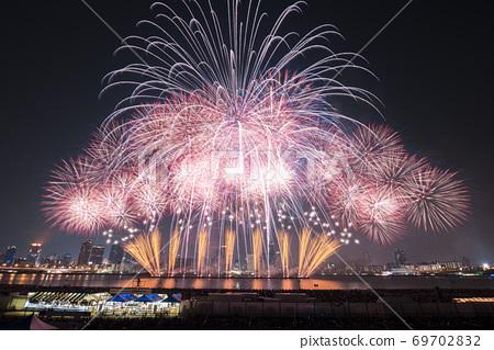 [오사카] 나니와 요도가와 불꽃 놀이 69702832
