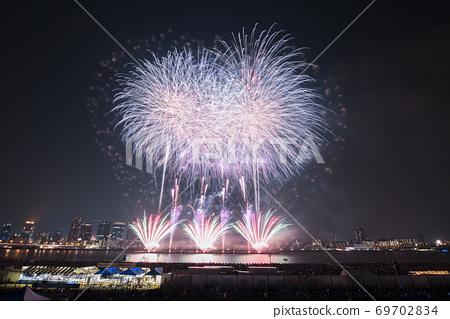 [오사카] 나니와 요도가와 불꽃 놀이 69702834