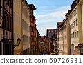 德国纽伦堡城市景观 69726531