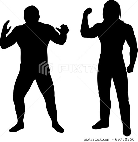 昭和和現代職業摔跤手 69730550