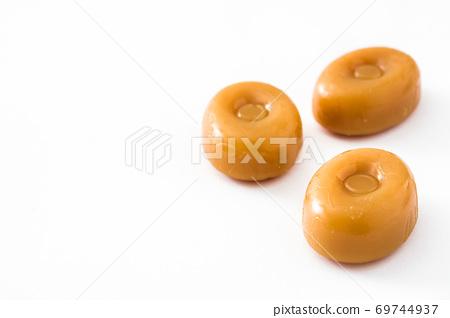 caramel, candy, food 69744937