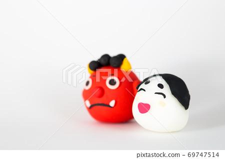 Otafuku and demons 69747514