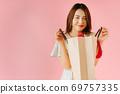 Shopping girl 69757335