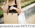 Shopping girl 69757338