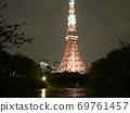 夏季东京塔 69761457