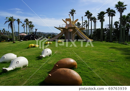 September Tateyama 62 Palm Trees and Observatory Aloha Garden Tateyama (Nanbo Paradise) 69763939