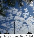 가을하늘 69770368