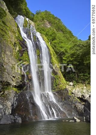 치히로 폭포 (나라현 요시노 군 가미 키타 야마 촌) 69770692