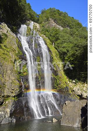 치히로 폭포 (나라현 요시노 군 가미 키타 야마 촌) 69770700