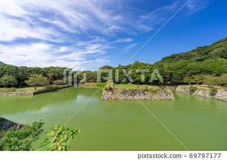Hagi Castle Ruins, Hagi City, Yamaguchi Prefecture 69797177