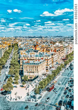 PARIS, FRANCE - JULY 06, 2016 69802063