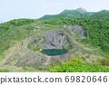 乌苏山的金皮拉火山口 69820646