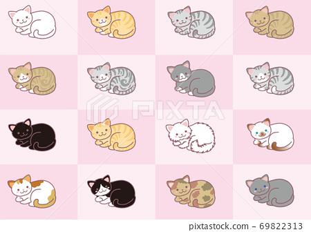 各種貓 69822313
