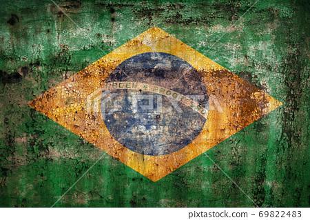 Brazil flag 69822483