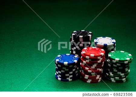 撲克籌碼 69823506