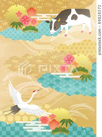 新年日本图案 69826572