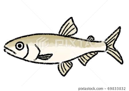 若狭公鱼手绘 69833832