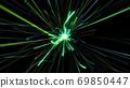 Light looming light green radial neon glitter digital 69850447