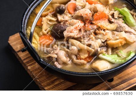 經典冬菜豬肉湯 69857630