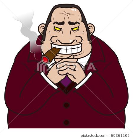 老闆雪茄攜手 69861103