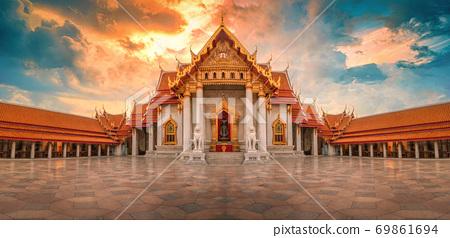 The Marble Temple, Wat Benchamabopitr Dusitvanaram 69861694