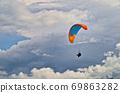 飛傘台灣台灣東卡諾滑翔傘卡諾高台滑翔傘滑翔傘天空 69863282