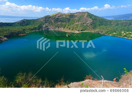 菲律賓八打雁省Tar火山 69866308