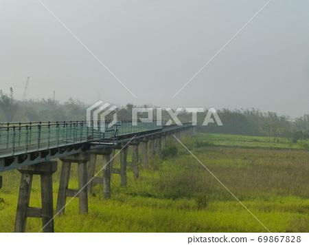 台灣嘉義-01/22/2013:糖鐵北港溪鐵橋(復興鐵橋) 69867828