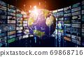 Digital content Digital transformation 69868716