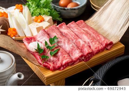 國產日本牛肉壽喜燒 69872943