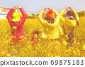 유채 꽃 사랑 69875183