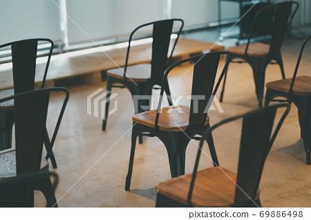 Seminar venue seat 69886498