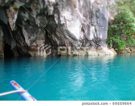 Philippines Puerto Princesa Underground River National Park Diorama Style 69889664