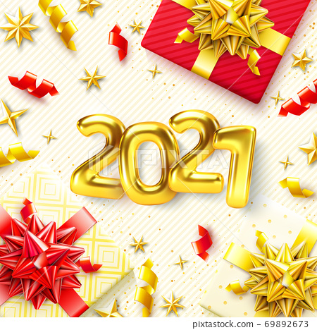 New Year Background 69892673