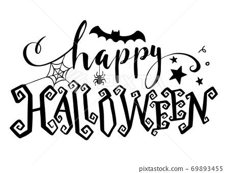 Happy Halloween 69893455