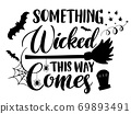 Something Wicked Comes This way 69893491