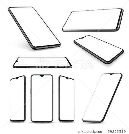 Smartphone mockup 69893559