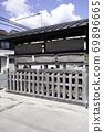 Tokaido Akasaka-juku Kosatsuba trace 69896665