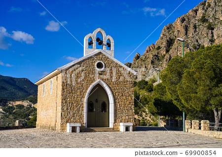 La Virgen del Buen Suceso Sanctuary in Cieza in Murcia region, Spain 69900854