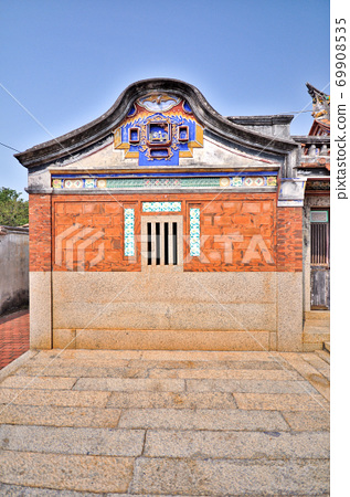 建築 台灣 金門 水頭聚落 老屋 閩式古厝 Kinmen Shueitou Village 69908535