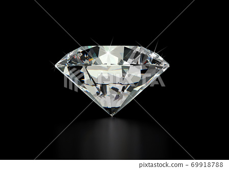 Single Diamond 69918788