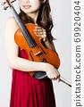 바이올리니스트 69920404