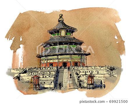 中國天壇 69921500