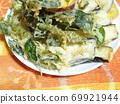 Vegetable tempura 69921944