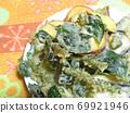 Vegetable tempura 69921946
