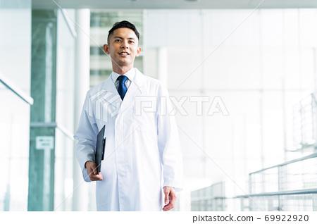 醫院博士醫生研究科學科學家化學家 69922920