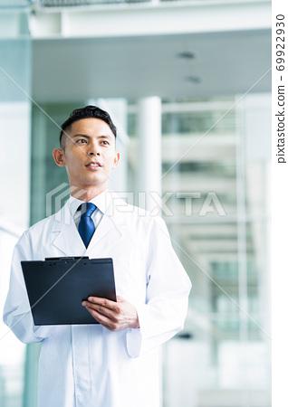 醫院博士醫生研究科學科學家化學家 69922930