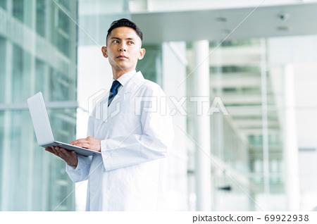 醫院博士醫生研究科學科學家化學家 69922938