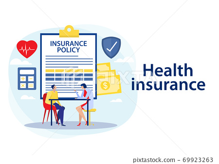 pharmacy suggest Healthcare, finance and medical service. Insurance policy. Protection health. Care medical concept 69923263